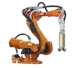 NEW SPRAYING SYSTEMS FOR ROBOTS
